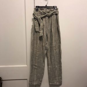 Free People woven pant